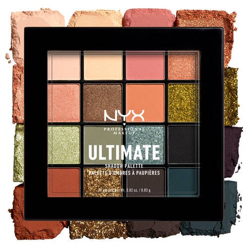 NYX cosmetici - Ultimate Shadow Tavolozza
